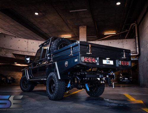 2019 LC79 Full Vehicle Build